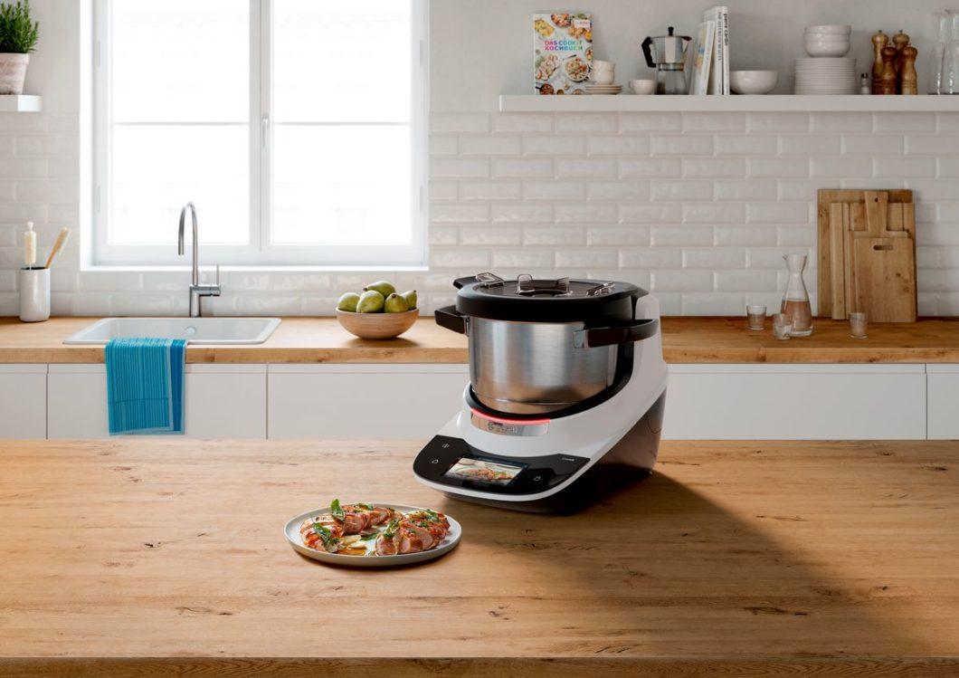 Der Cookit Von Bosch Konkurrenz Fur Den Thermomix