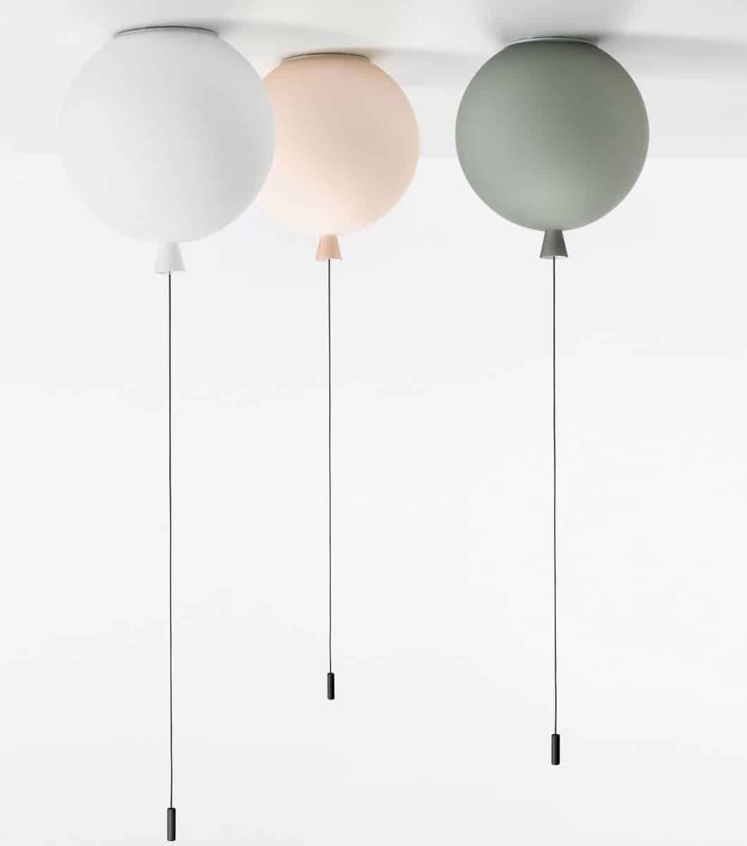 Manche Leuchten haben schlichtweg eine gute Idee, ein besonders auffälliges Merkmal oder einen hohen Wiedererkennungswert. Es lohnt sich, nach diesen Design-Leuchten für die Küche Ausschau zu halten - sie wirken stilprägend für den gesamten Küchenraum. (Foto: Boris Klimek für Brokis)