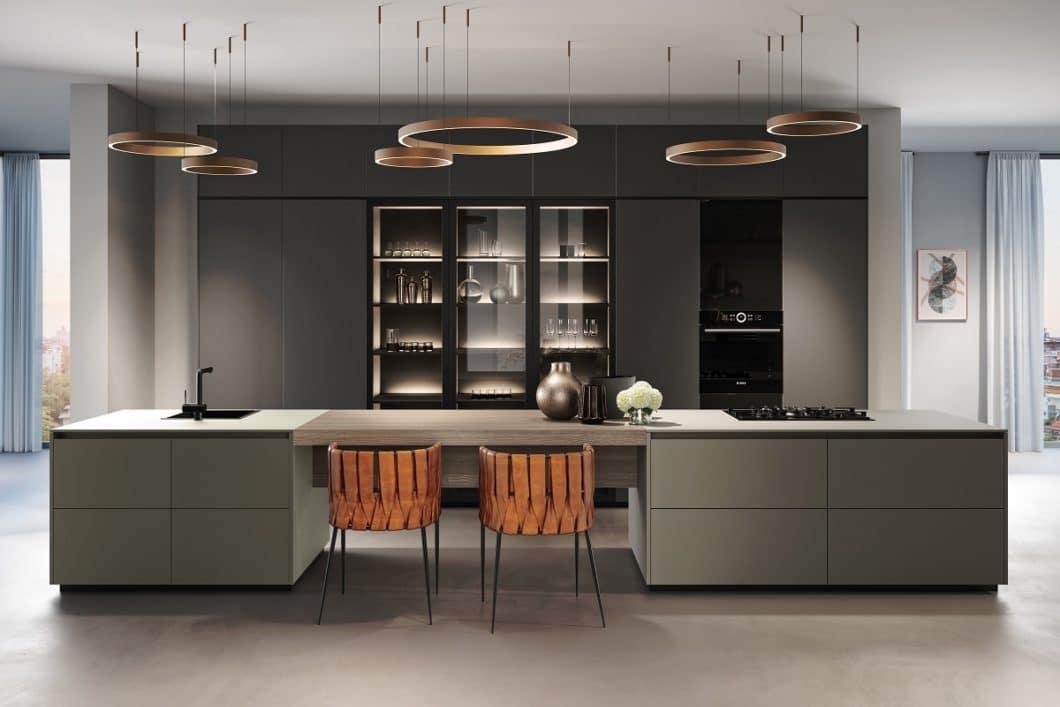 Wir stellen Ihnen die Küchen- und Geräteneuheiten für 2020 vor. Darunter: Rotpunkt mit edlen Oberflächen und nachhaltiger Strategie. (Foto: Rotpunkt)