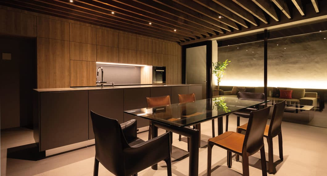 """Design im Sinne des Zen: diese Küche trug den """"Best of the Best""""-Award des SieMatic ID Contest nach Hause und wurde von der Jury ob ihres konsequenten Minimalismus' geehrt. (Foto: SieMatic)"""