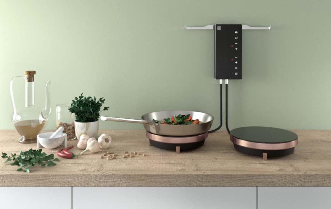 Smarte Küchenhelfer für 2020 vom Gemüseschneider bis zur mobilen Herdplatte: schnuppern Sie rein in die kleinen Freuden des Kochalltags! (Foto: Refsta)