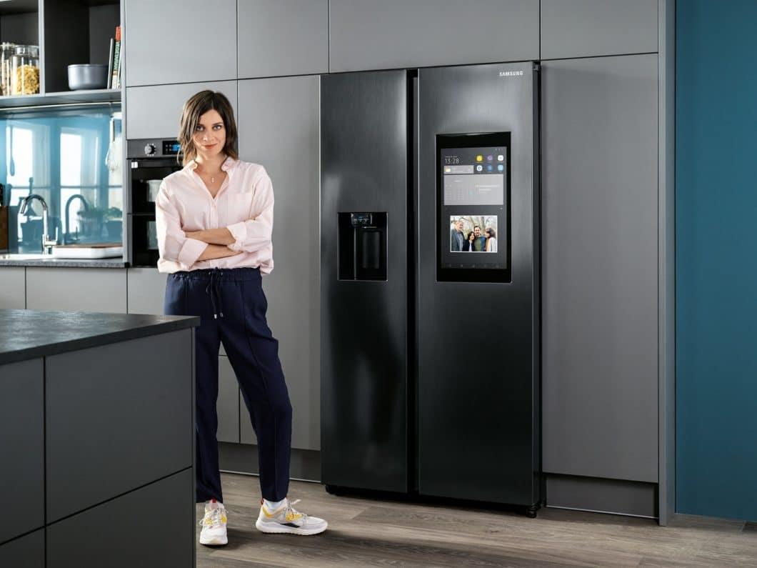 """""""Zuhause unschlagbar"""": Samsung Hausgeräte startete bereits im Februar eine unfreiwillig komische - wenn gleich aufrichtige - Kampagne für 2020. (Foto: Samsung)"""