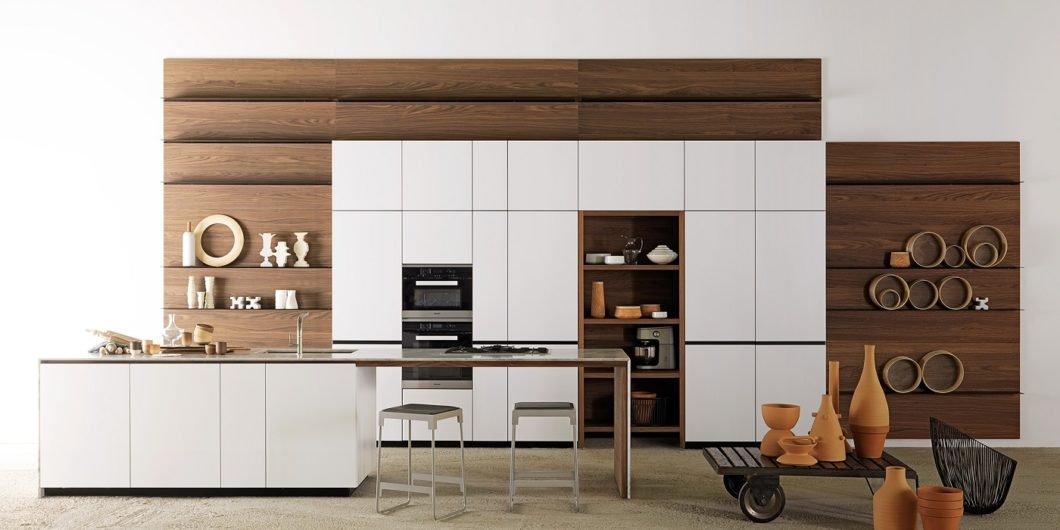 45 Jahre ist ein beeindruckendes Jubiläum für ein familiär geführtes Küchenstudio. Auch die Küche hat in dieser Zeit spannende Entwicklungen mitgemacht - wir nehmen Sie mit auf eine kleine Zeitreise. (Foto: Valcucine)