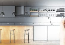 Küche planen. (Foto: Adobe Stock / peshkov)