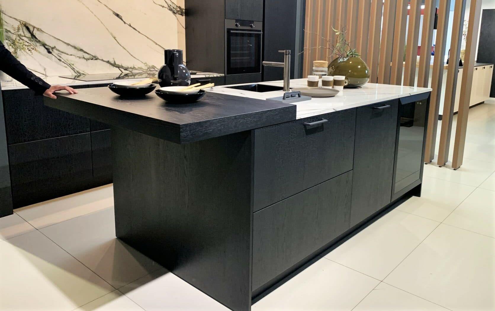 Die Küchentrends 2021: Echtholz, Korpushöhen und Home Office
