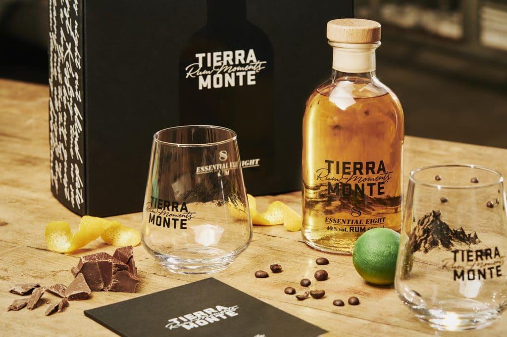 TierraMonte kommt aus München und hat in unserer Redaktion schon den ein oder anderen Rum-Skeptiker auf seine Seite gezogen. Unsere Geschenk-Idee für alle Ü18, die sich gerne von neuen Geschmäckern überraschen lassen. (Foto: TierraMonte)