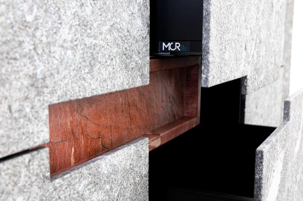 """Das Motto von MCR: """"WIr leben Stein."""" Entsprechend nachhaltig geht das Unternehmen mit der Materie Stein um. (Foto: MCR)"""