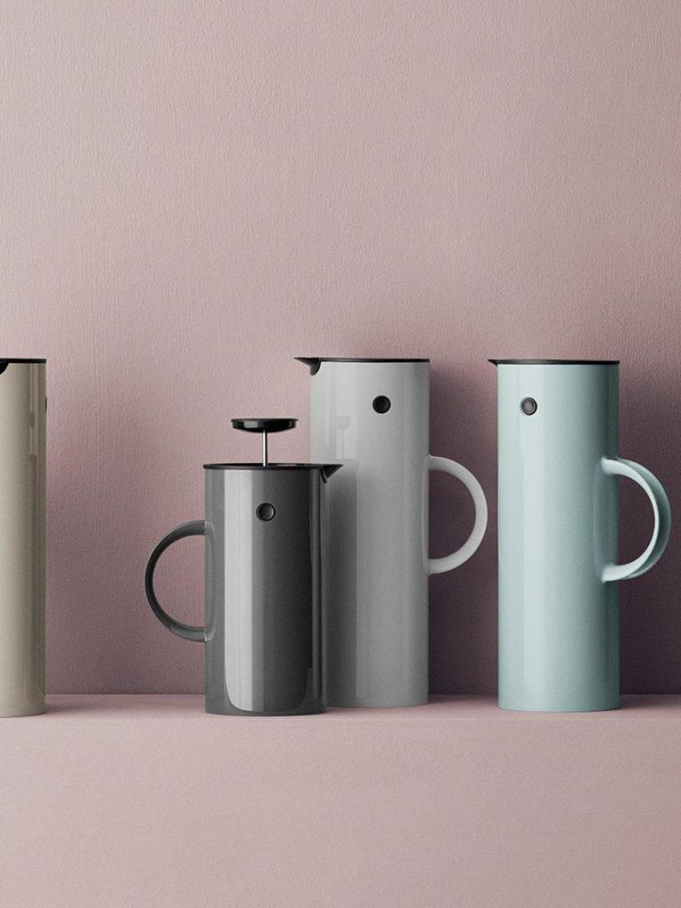 """Geschenk-Ideen für die Küche: """"EM77"""" gewann damals bis heute zahlreiche Designpreise, darunter den Klassikerprisen 2007, den IF design award 1992 und den ID-prisen 1977. (Foto: Stelton)"""