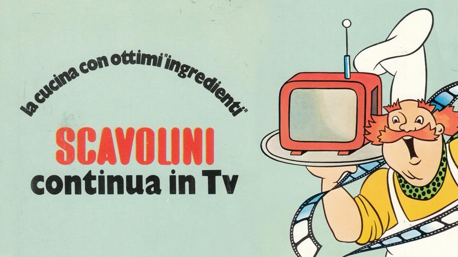 """""""Die Küche mit den besten Zutaten"""" und """"die Küche, die alle Italiener lieben"""": mit eingängigen Werbeslogans erlangte Scavolini bereits in den frühen 80er Jahren Bekanntheit in ganz Italien. (Foto: Scavolini)"""