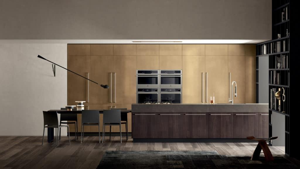 """Neben einer Einstiegs- und Mittelsegmentklasse bietet Scavolini vor allem Küchen im Premiumsegment mit der """"Scavolini Line"""". (Foto: Scavolini)"""