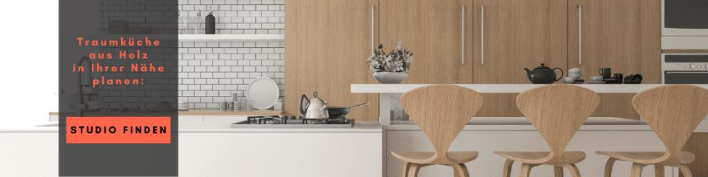 Küche aus Eichenholz