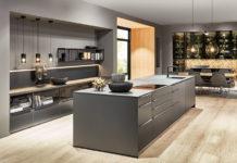 Grässle Küche•Bad•Möbel bietet sowohl Küchen als auch Bad- und Wohnausstattung an. Beziehen Sie die Möbel bequem Hand-in-Hand mit allen Gewerken. (Foto: nobilia)