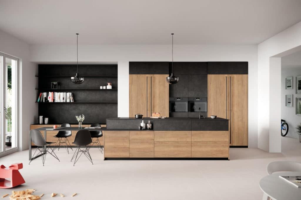 Nachhaltige Küche von Rotpunkt
