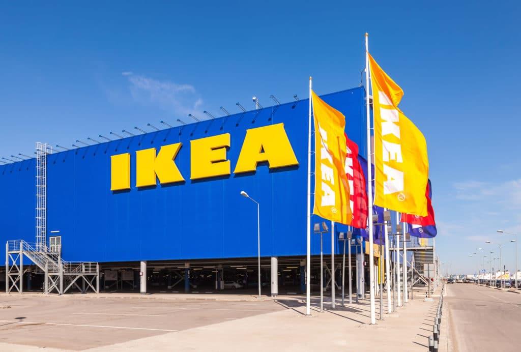 IKEA, der Möbelgigant aus Schweden: Preislich ist er unschlagbar. Wer günstige Küchen mit zufriedenstellender Qualität sucht, ist hier richtig. (Foto: IKEA Samara)
