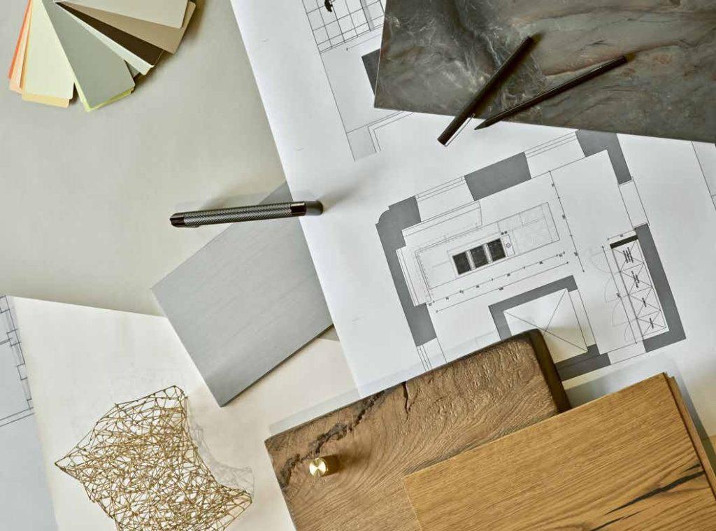 Das Küchenhaus Süd ist ein beliebter Anlaufpunkt für raumübergreifende, hochwertige Küchenplanungen. Gemeinsam mit Architekten und Handwerkern greifen die Planer die gesamte Raumumgebung für eine Küche auf. (Foto: Adobe Stock)