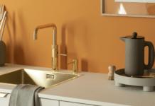 Der Wasserhahn, der alles kann: der Quooker erfreut sich größter Beliebtheit unter Küchenkäufer:innen. Wir berichten über den Quooker im Test. (Foto: Quooker)