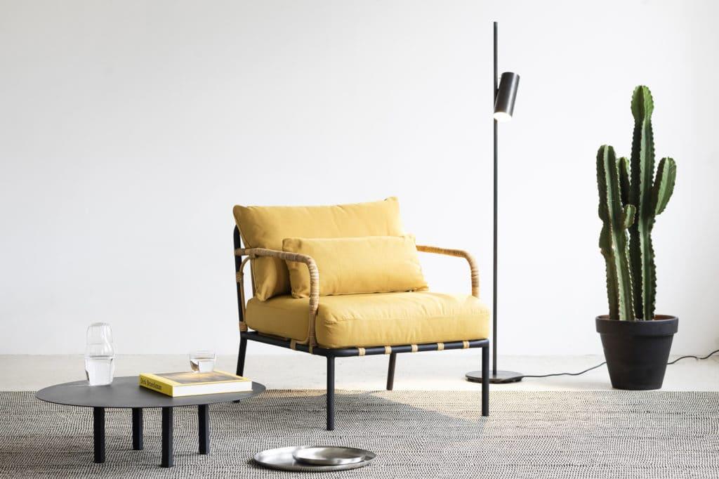 Puristisch, industriell, geradlinig: die Designmöbel von SERAX muten skandinavisch an - sind aber belgischer Natur. (Foto: SERAX)