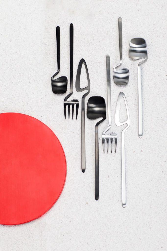 Sternerestaurants auf der ganzen Welt stehen mittlerweile Schlange, um SERAX' Tableware für sich designen zu lassen. (Foto: SERAX)