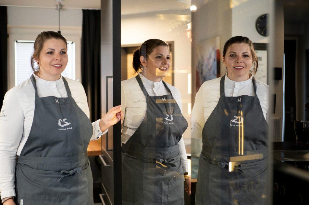 eggersmann-Küche in Kirchberg/Tirol, geplant von The Kitchen Club