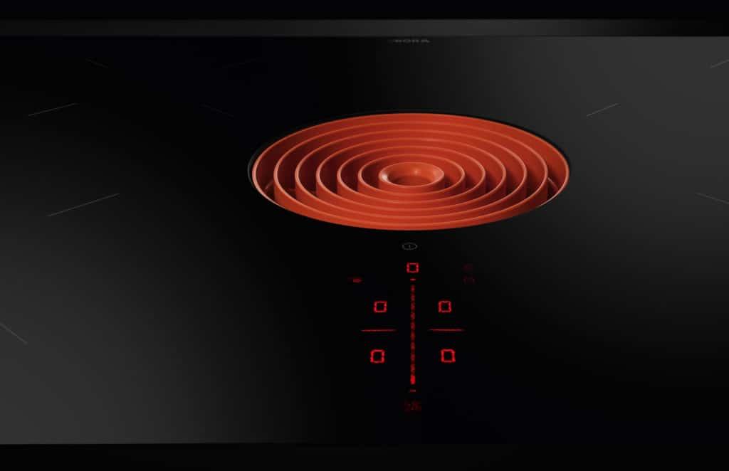 Wie das BORA Pure (Bild) wird auch das S Pure in sechs verschiedenen Farben erhältlich sein. (Foto: BORA)
