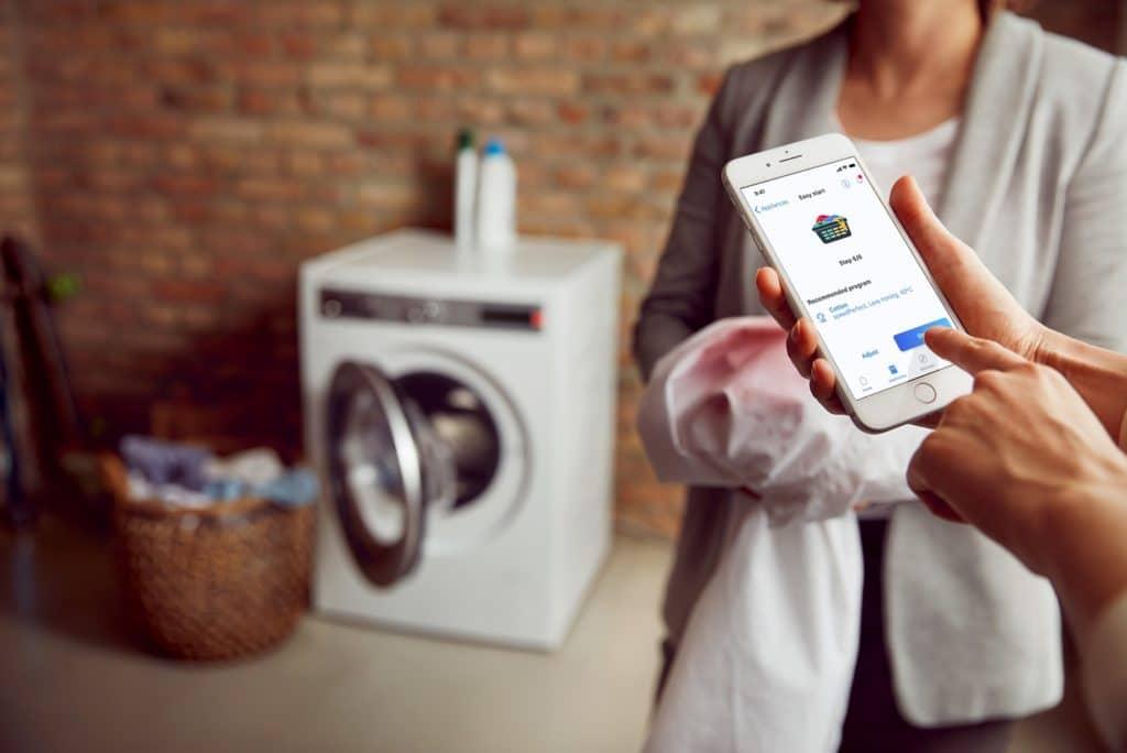 Digitalisierung und Nachhaltigkeit: die 2 größten Themenschwerpunkte der IFA 2021. Es zeichnet sich ab, dass es nicht nur den Marken der BSH so geht. (Foto: BSH)