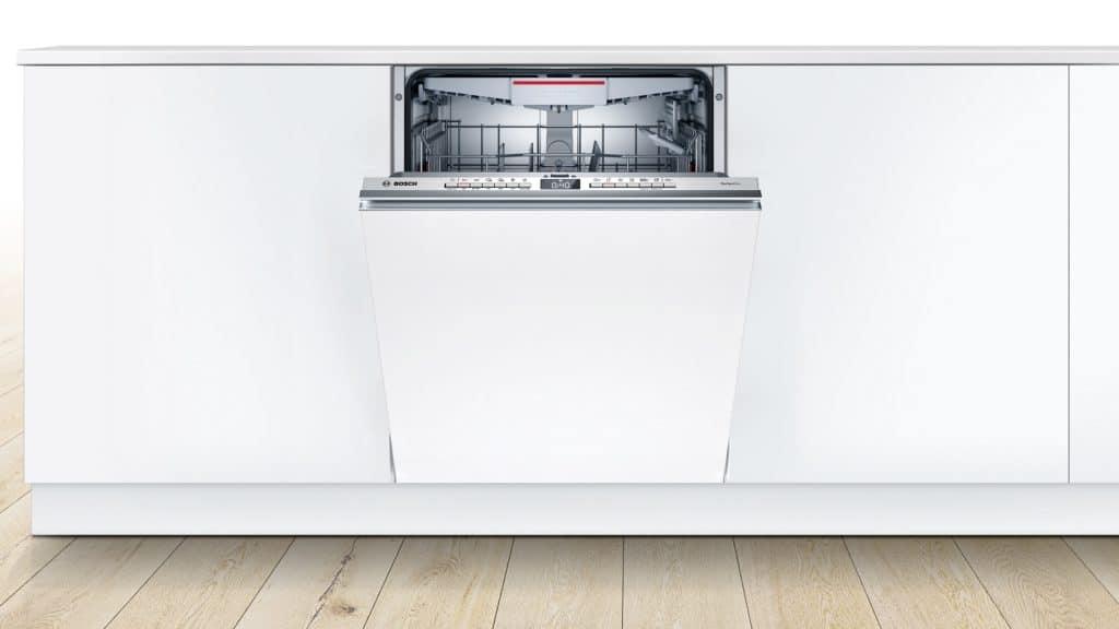 Bosch glänzt mit seiner neuen Geschirrspüler-Serie auf der digitalen IFA 2021 bereits mit der neuen Energieeffizienzklasse A - besser geht's nicht. (Foto: Bosch)