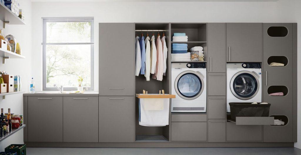 Vorräte, Wäsche, Putzzeug, Wechselkleidung: im HWR kann alles seinen Platz finden - wenn er denn durchdacht geplant wurde. (Foto: Schüller)