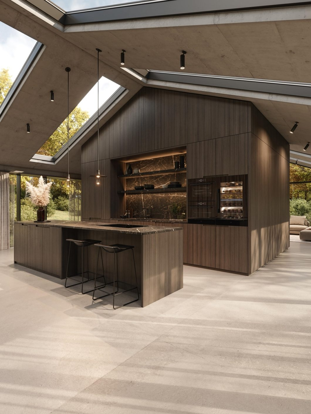 Luxuriös, automatisiert, komfortabel: die Küchengeräte 2022 im Überblick. (Foto: V-ZUG)